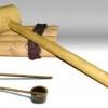 Bamboe Tsukubai Set