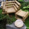 Bamboe Koloniaal Outdoor