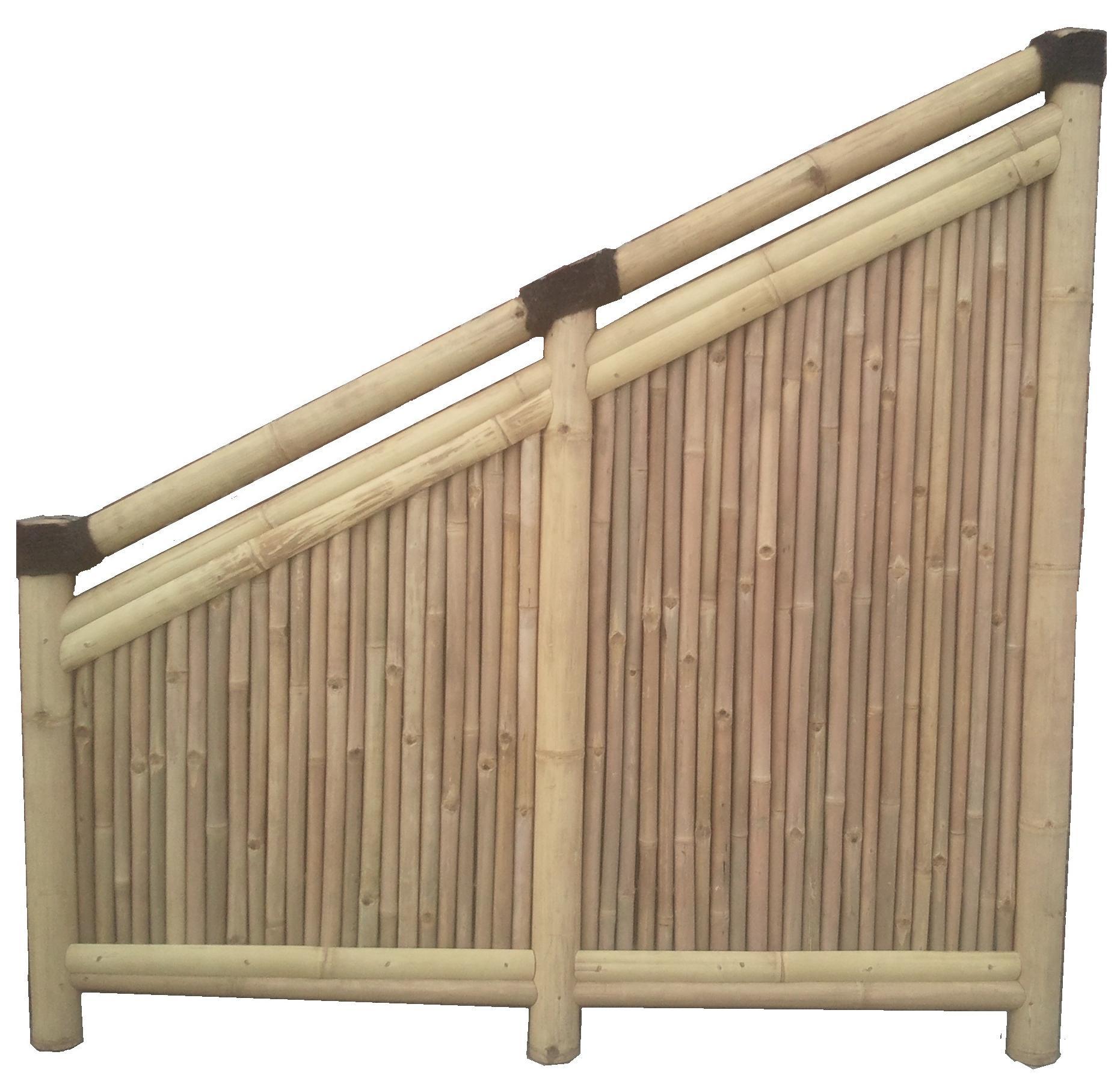 bamboe tuinscherm hari