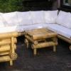 Bamboe Koloniaal Set