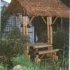 Bamboe Tuinmeubel Tiki Small